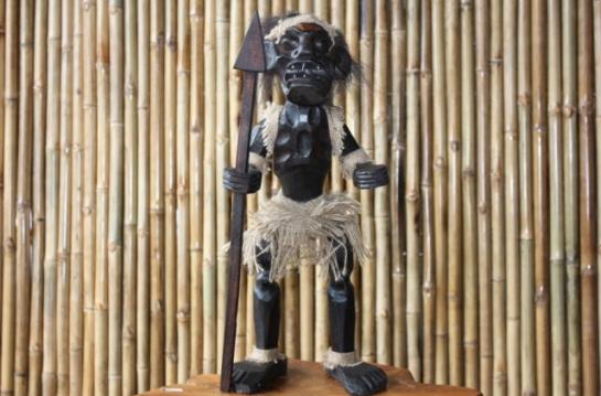 "Tiki Warrior Chief 28"""